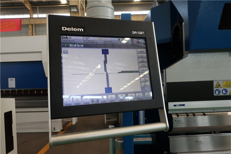 డెలెం DA58T 2D CNC సిస్టమ్