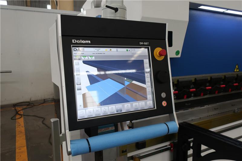 DELEM DA66T 3D CNC సిస్టమ్