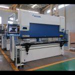 6 యాక్సిస్ CNC ప్రెస్ బ్రేక్ మెషీన్ 100 టన్ను x 3200mm