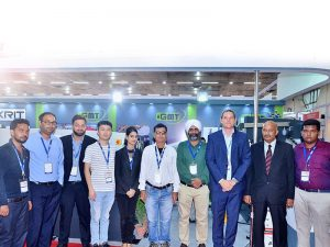 అక్యుర్ల్ 2016 లో ఇండియా ఎగ్జిబిషన్లో పాల్గొన్నారు
